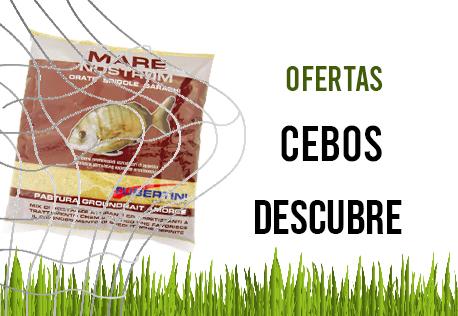 Cebos Pesca Goal