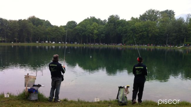 Summer Lake Trout Fishing 2