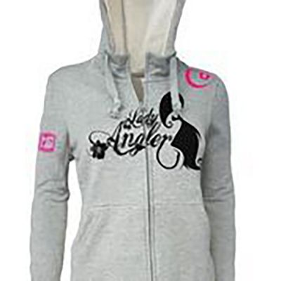 Hotspot Design Sweat Lady Angler