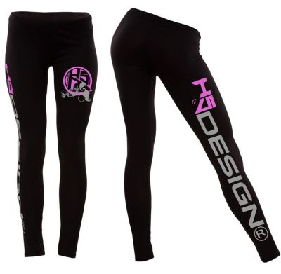 Hotspot Design Leggings Lady Angler