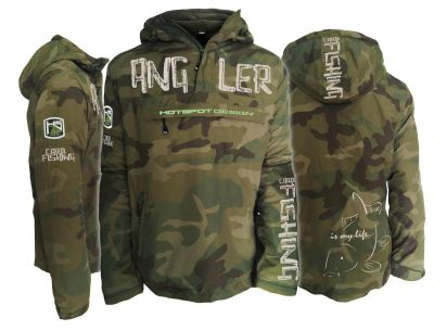 Hotspot Design Jacket Hybrid Carpfishing