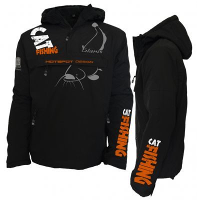 Hotspot Design Jacket Cat Fishing