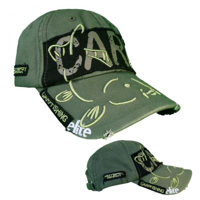 Hotspot Design Cap Carpfishing Elite