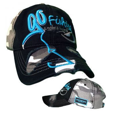 Hotspot Design Cap Go Fishing