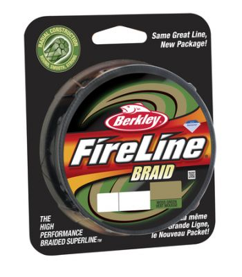 Berkley Fireline Braid Green