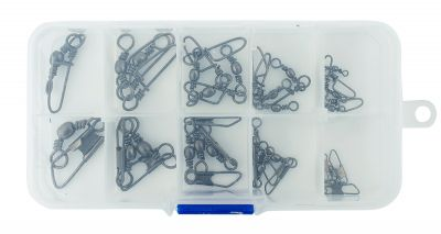 Abu Garcia Assorted Snap Swivels