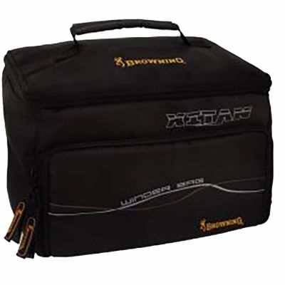Fishing tackle bags piscor for Browning fishing backpack