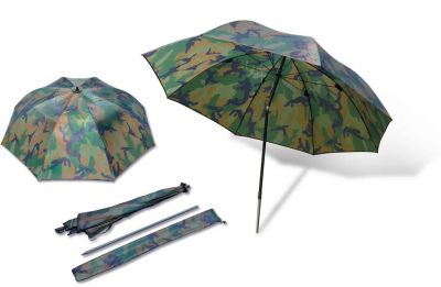 Zebco Nylon Camou Umbrella