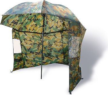 Zebco Nylon Camou Storm Umbrella