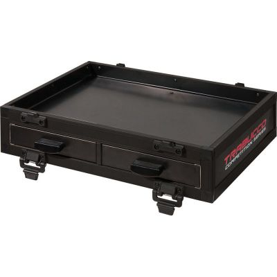 Trabucco Module Gnt-X Black 2X Front Drawer