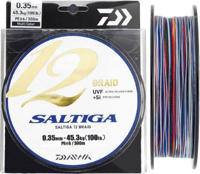 Daiwa 12 Braid - Saltiga