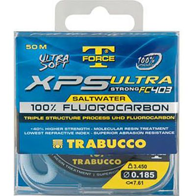 Trabucco SPECIAL PRICE XPS Ultra Strong Saltwater T-Force 50 m - 0.282 mm