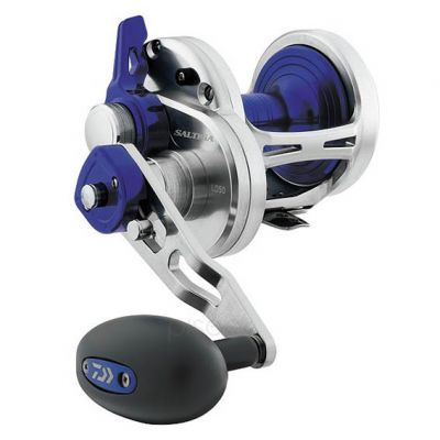 Daiwa Saltiga 2 Speed Lever drag