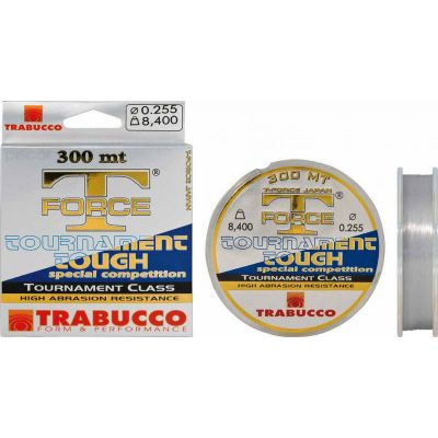 Trabucco SPECIAL PRICE T-Force Tournament Tough 0.255 mm - 300 m