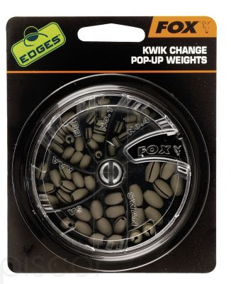 Fox Edges Kwick Change Pop Up Weights Dispenser