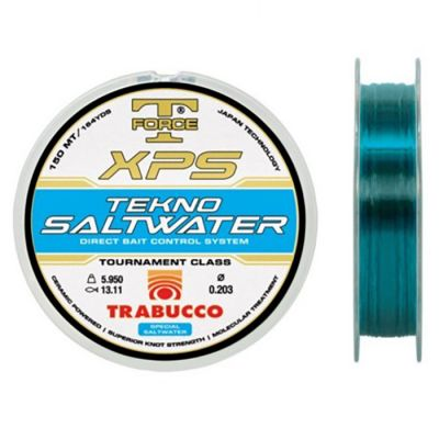 Trabucco SPECIAL PRICE T-Force XPS Tekno Saltwater 0.30 mm - 300 m