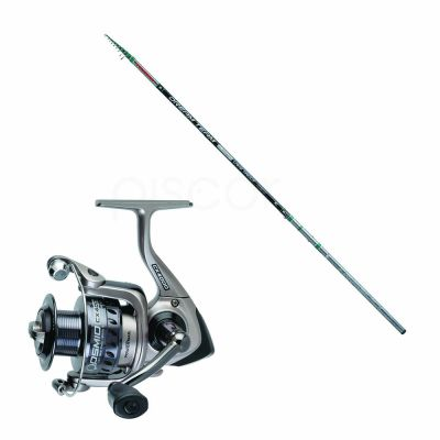 Trabucco Dream Team XPS Lake Trout 4.00 m - 4-10 g + Qosmio CX 4000