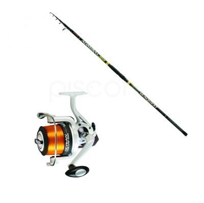 Trabucco Admiral Seaquest New 4.20 m + Deylan Long Cast 10000