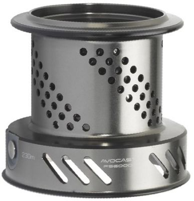 Mitchell Spare Spool Avocast Black Edition