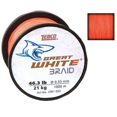 Zebco Great White Braid