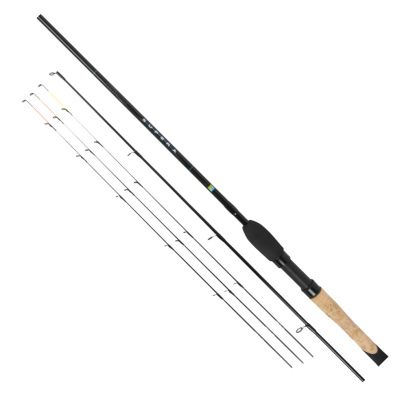 Preston Carbonactive Supera Feeder 9´