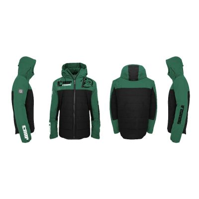 Hotspot Design Zipped jacket Carpfishing Eco