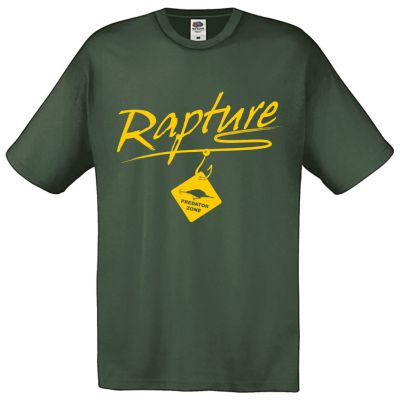 Rapture Predator Zone T-shirt Olive
