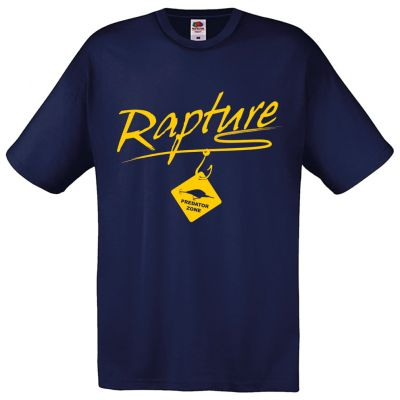 Rapture Predator Zone T-shirt Navy