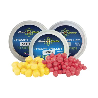 Reactor Baits Pellet R-Soft Sinking Version