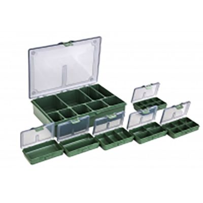 Sensas Set Box Feeder 7 In 1