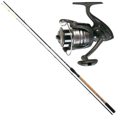 Trabucco  	Kit da Pesca Feeder Commercial Canna Precision XT Pro Picker 2.70 m 35 g + Mulinello Precision FDR 4500