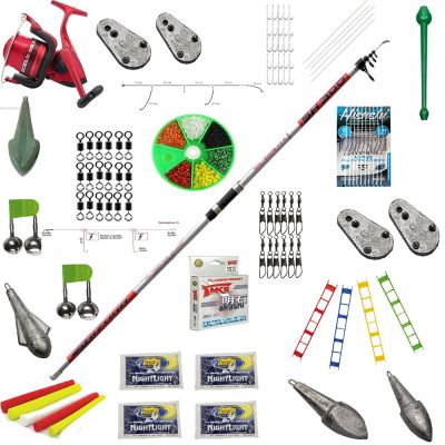 Contumax Kit Combo Surfcasting Top 11 Deluxe