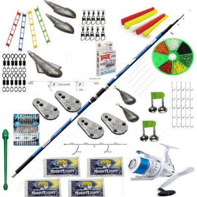 Contumax Kit Combo Surfcasting Top 3 Deluxe