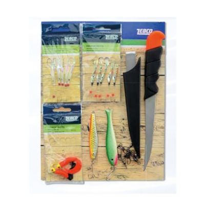 Zebco Mackerel and Coalfish Set