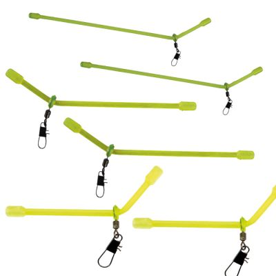Lineaeffe Set di Anti Tangle Fluo