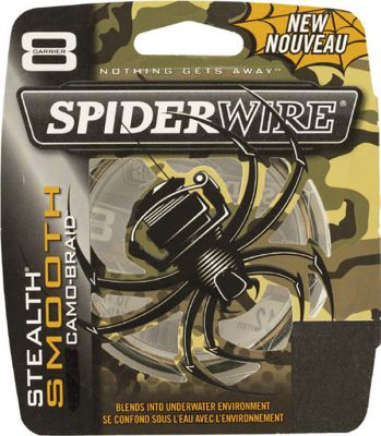 Spiderwire Stealth Smooth 8 Camo