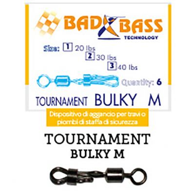 Bad Bass  Bulky M