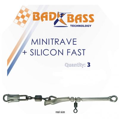 Bad Bass Minitrave Con Silicon Fast