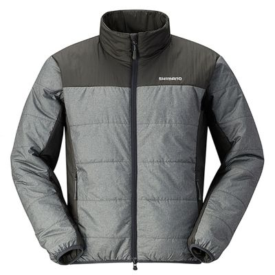 Shimano Light Insulation Jacket Charcoal