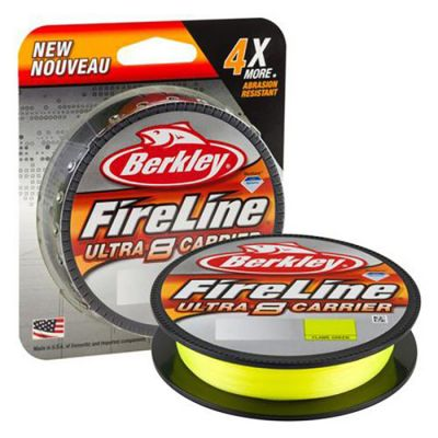 Berkley FireLine Ultra 8 Fluo Green