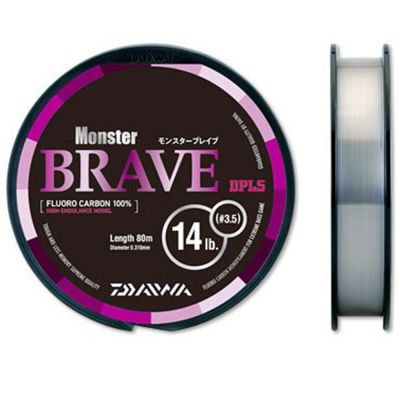 Daiwa SPECIAL PRICE Brave Monster  0.350 mm - 80 m