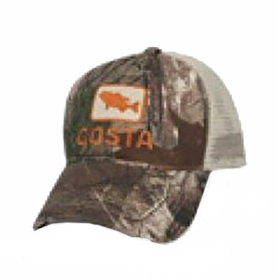 Costa Cappellino XL Trucker Bass