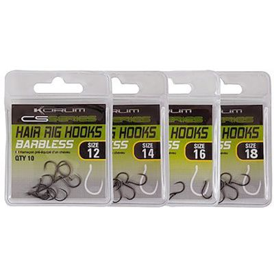 Korum CS Series Hair Rig Hook