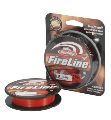 Berkley FireLine Red