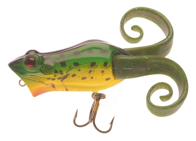 Berkley Frenzy Pop Frog