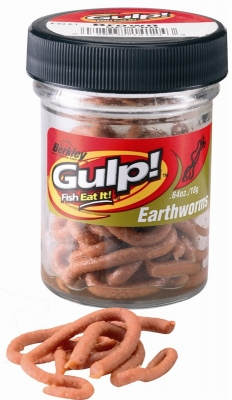 Berkley Gulp! Earthworms