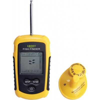 Rapture Lucky Fish Finder Wireless