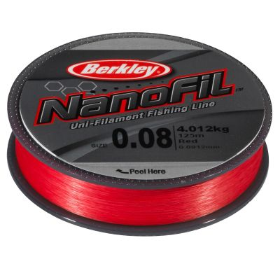 Berkley NanoFil Red