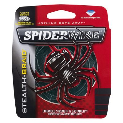 Spiderwire New Stealth Green