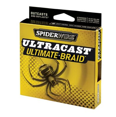 Spiderwire New Ultracast 8 carriers Green